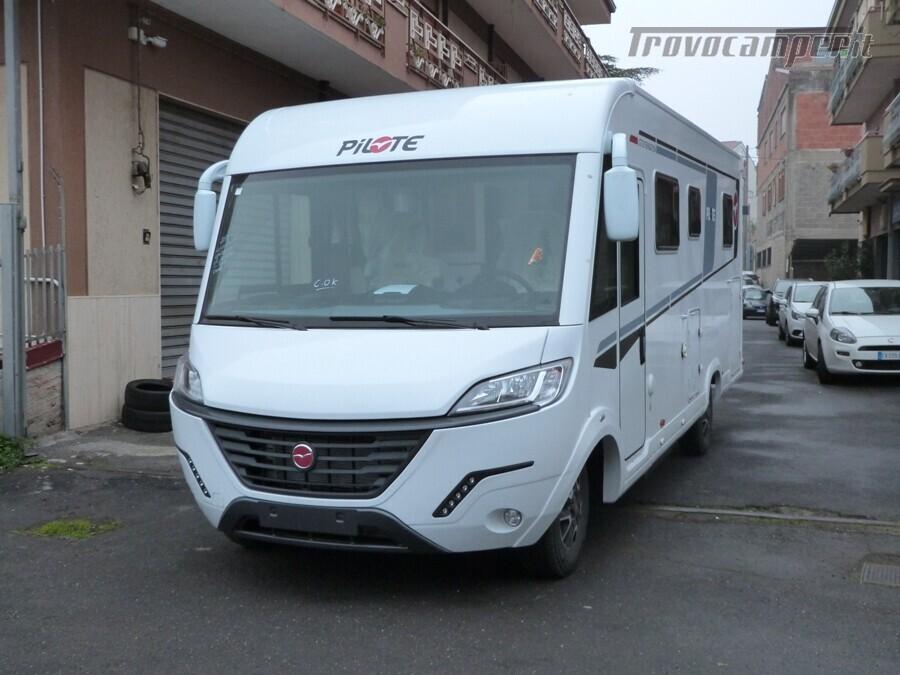 PILOTE G720 CF SENSATION MY 2020 nuovo  in vendita a Catania - Immagine 2