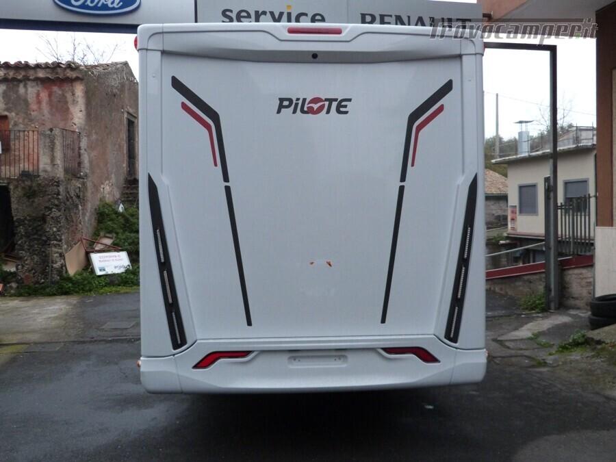 PILOTE G720 CF SENSATION MY 2020 nuovo  in vendita a Catania - Immagine 7