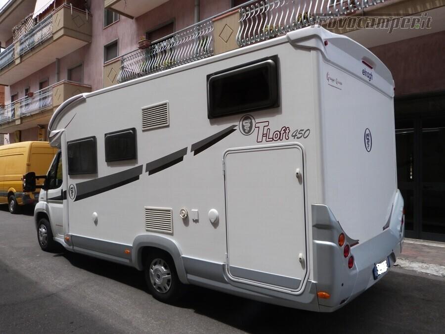 ELNAGH T-LOFT 450 nuovo  in vendita a Catania - Immagine 5
