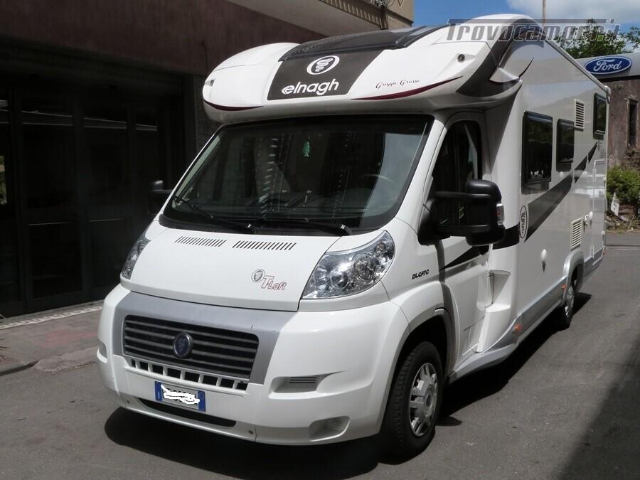 ELNAGH T-LOFT 450 nuovo  in vendita a Catania - Immagine 3