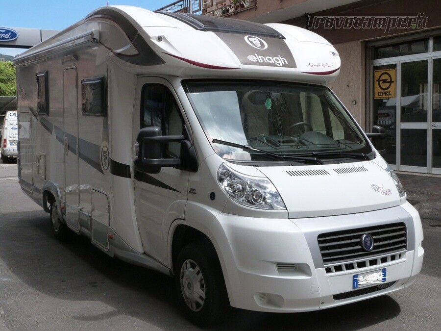 ELNAGH T-LOFT 450 nuovo  in vendita a Catania - Immagine 2
