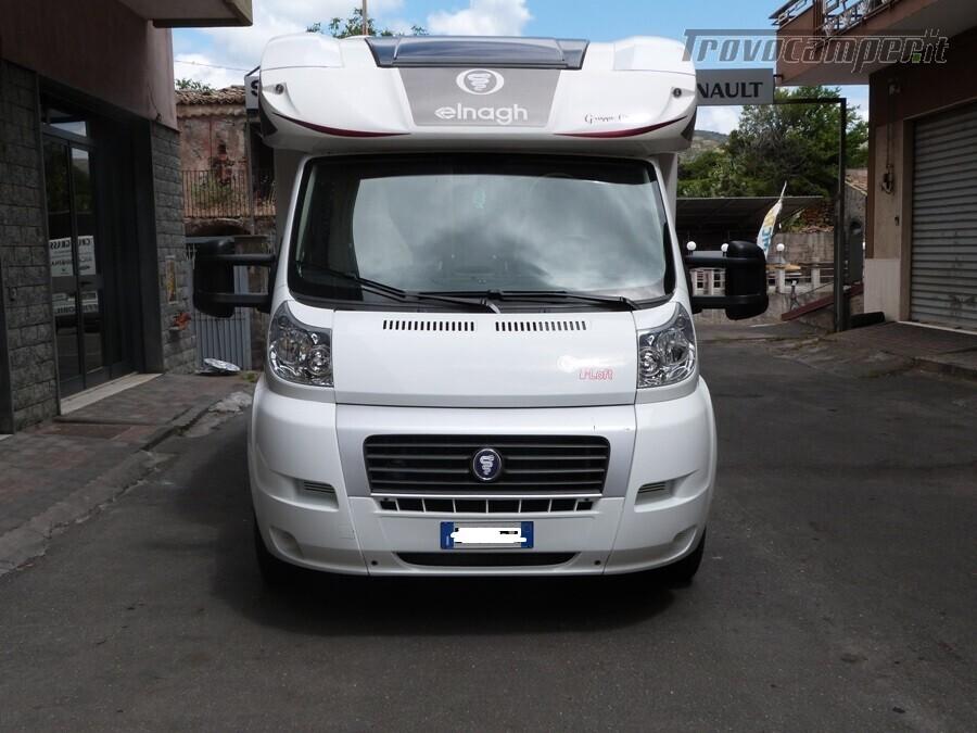 ELNAGH T-LOFT 450 nuovo  in vendita a Catania - Immagine 1