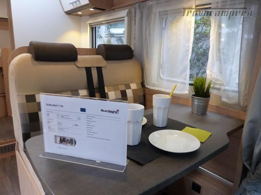 SUNLIGHT T65 ACTIVE nuovo  in vendita a Catania - Immagine 11