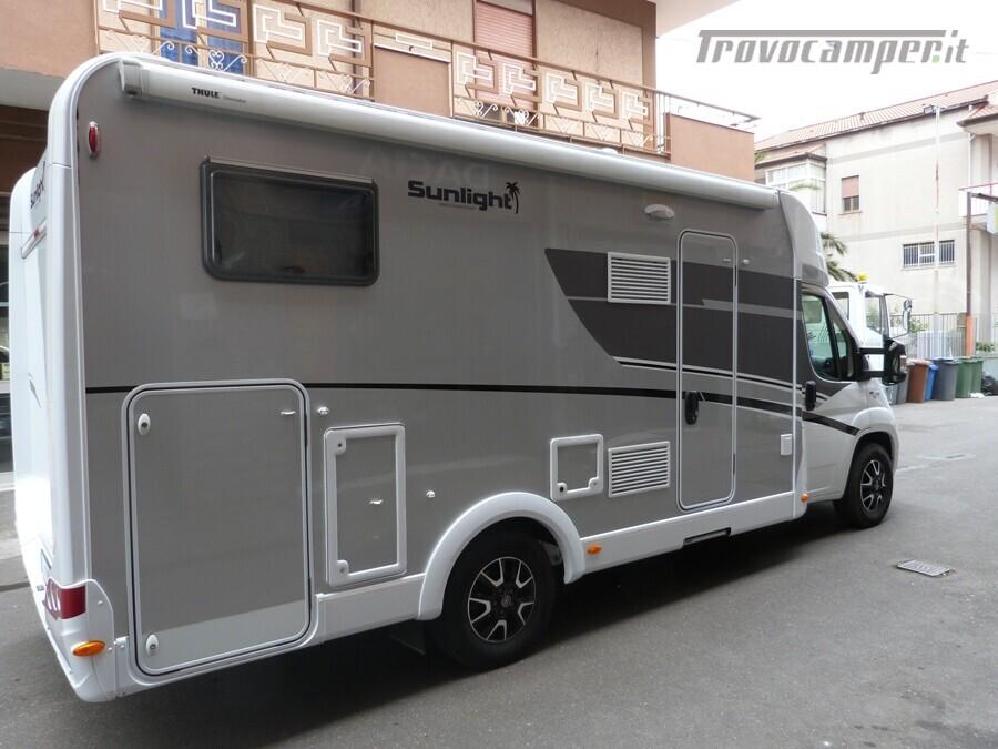 SUNLIGHT T65 ACTIVE nuovo  in vendita a Catania - Immagine 6