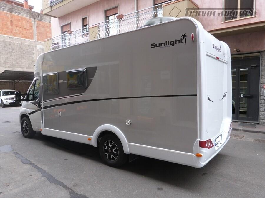 SUNLIGHT T65 ACTIVE nuovo  in vendita a Catania - Immagine 5