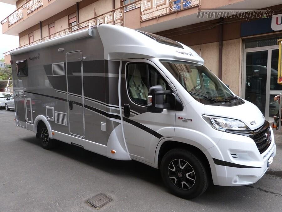 SUNLIGHT T65 ACTIVE nuovo  in vendita a Catania - Immagine 4