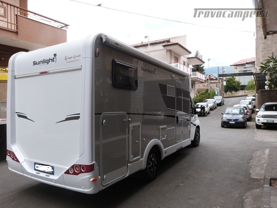 SUNLIGHT T65 ACTIVE nuovo  in vendita a Catania - Immagine 3