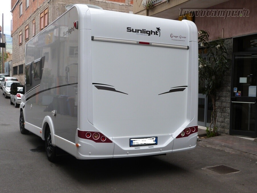 SUNLIGHT T65 ACTIVE nuovo  in vendita a Catania - Immagine 2