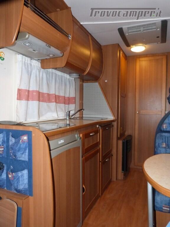 ROLLER TEAM GRANDUCA PEGASO 66 nuovo  in vendita a Catania - Immagine 10