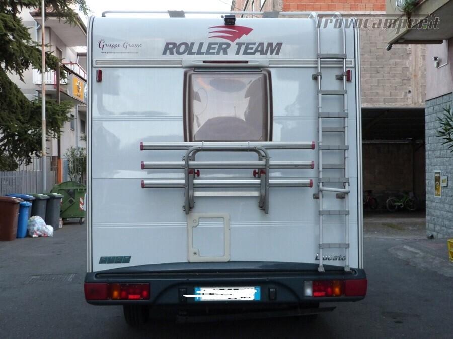ROLLER TEAM GRANDUCA PEGASO 66 nuovo  in vendita a Catania - Immagine 4