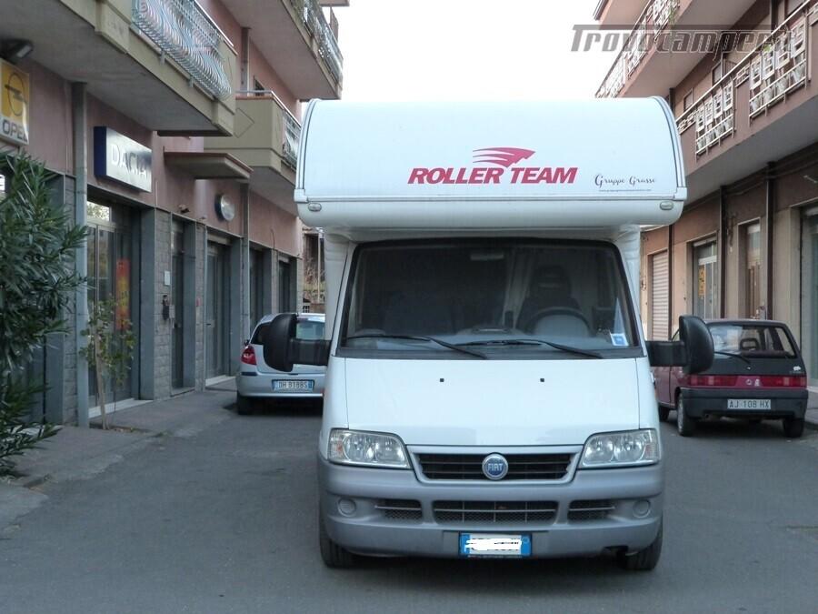 ROLLER TEAM GRANDUCA PEGASO 66 nuovo  in vendita a Catania - Immagine 1