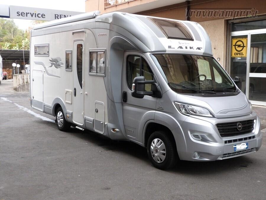 LAIKA KREOS 4009 nuovo  in vendita a Catania - Immagine 2