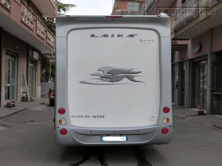 LAIKA KREOS 4009 nuovo  in vendita a Catania - Immagine 3