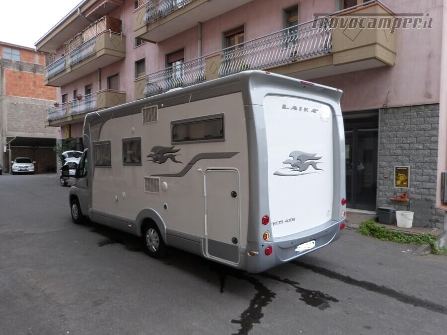 LAIKA KREOS 4009 nuovo  in vendita a Catania - Immagine 4