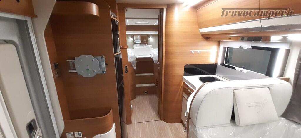 MOTORHOME ARCA EUROPA H 740 GLG NUOVO CON LETTI GEMELLI nuovo  in vendita a Macerata - Immagine 5