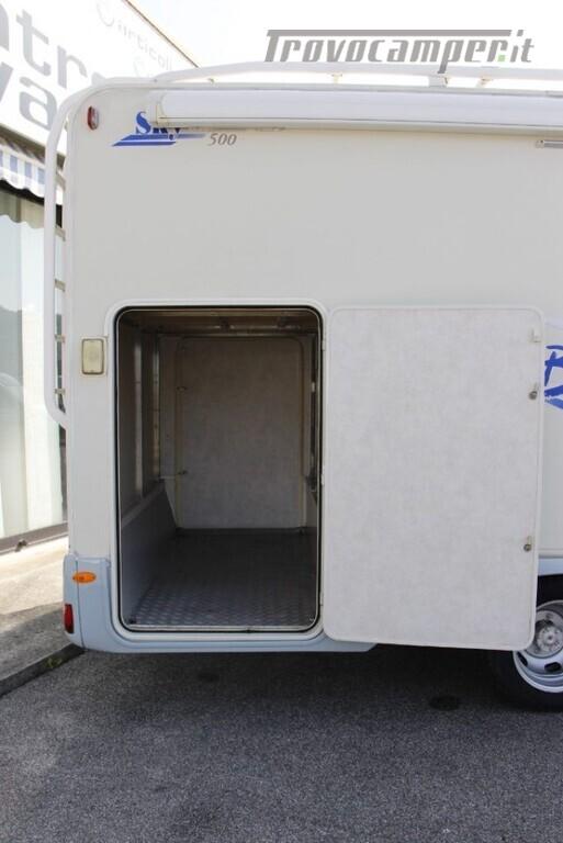 Mansardato blucamp sky 500 nuovo  in vendita a Trieste - Immagine 12