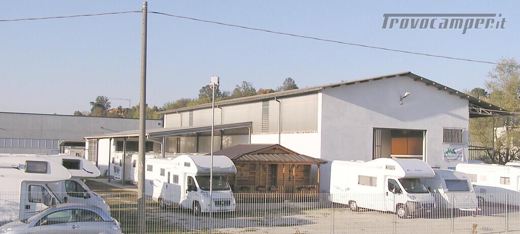 RIMESSAGGIO PER CAMPER - CARAVAN - BARCHE nuovo  in vendita a Cuneo - Immagine 1