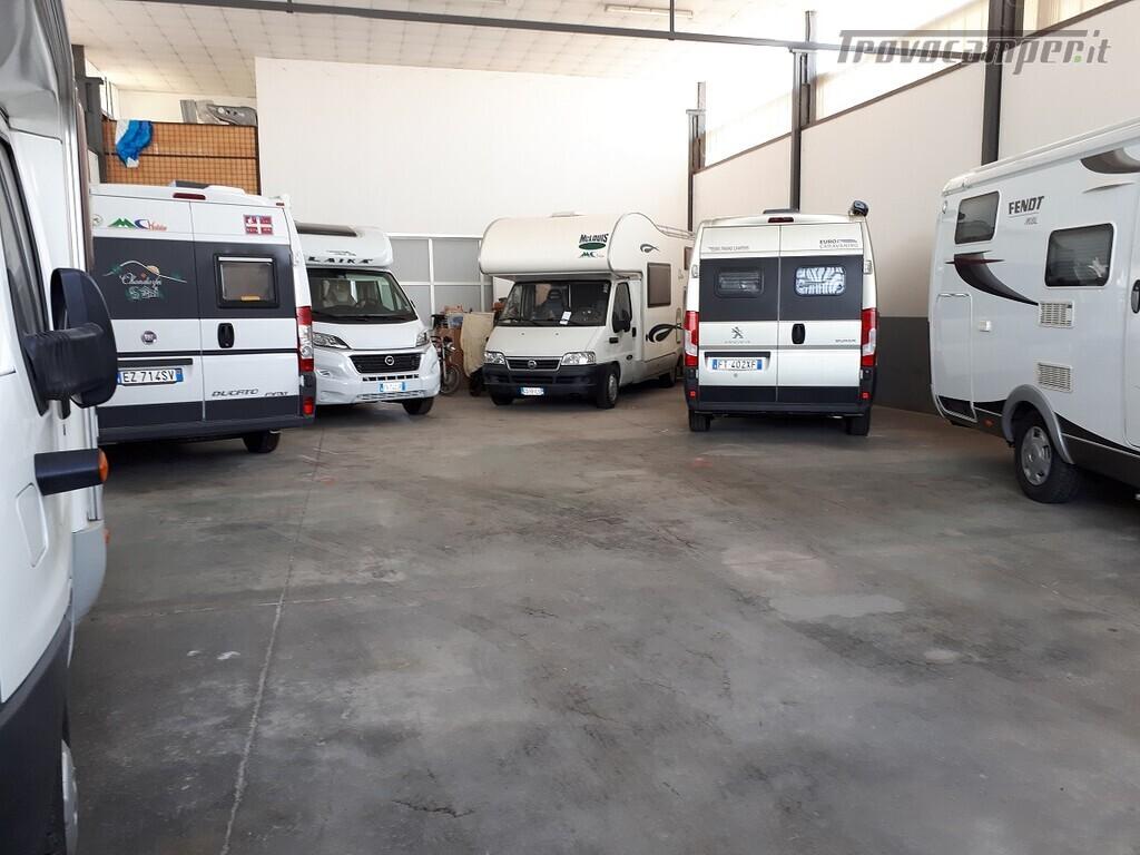RIMESSAGGIO PER CAMPER - CARAVAN - BARCHE nuovo  in vendita a Cuneo - Immagine 7