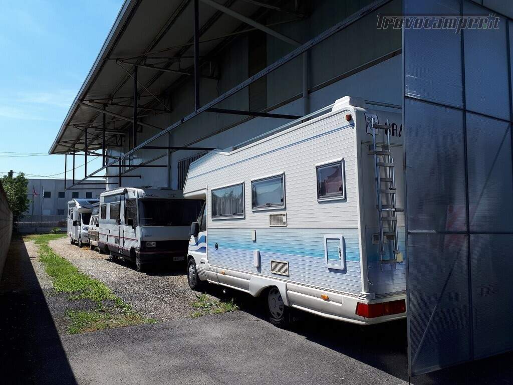 RIMESSAGGIO PER CAMPER - CARAVAN - BARCHE nuovo  in vendita a Cuneo - Immagine 3