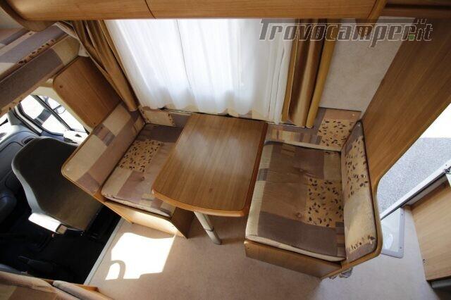 Mansardato rimor super brig 680 tc nuovo  in vendita a Trieste - Immagine 4