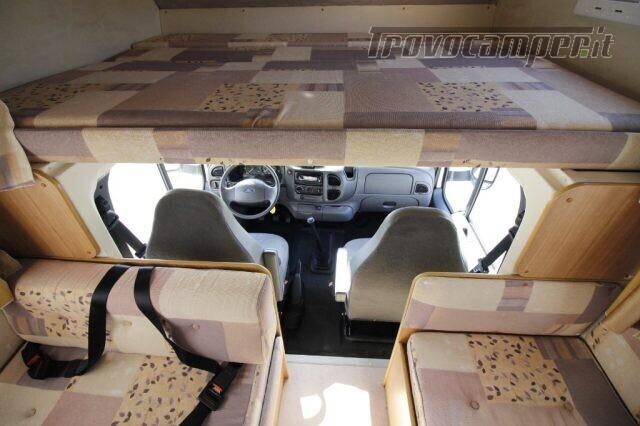 Mansardato rimor super brig 680 tc nuovo  in vendita a Trieste - Immagine 6