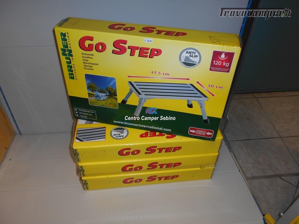 Brunner GO Step - gradino antiscivolo usato  in vendita a Brescia - Immagine 1