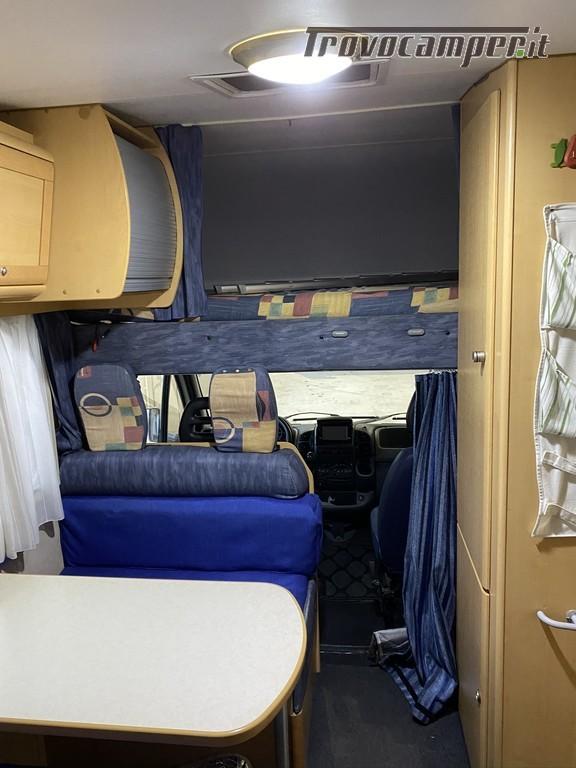 Camper mansardato famiglie gruppi Offerta LUGLIO AGOSTO 106 € nuovo  in vendita a Mantova - Immagine 3