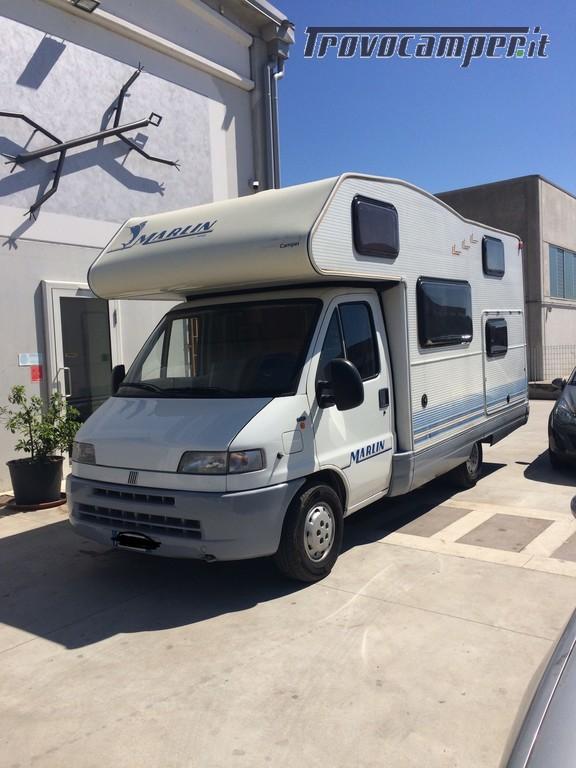 Camper Mansardato famiglie gruppi LUGLIO AGOSTO OFFERTA 100 euro nuovo  in vendita a Mantova - Immagine 1