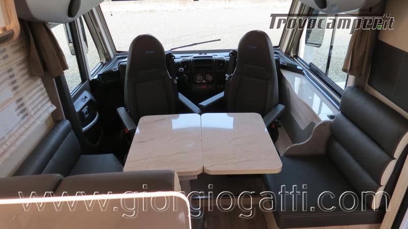 Motorhome Elnagh Magnum 530 con letti gemelli in pronta consegna nuovo  in vendita a Alessandria - Immagine 5