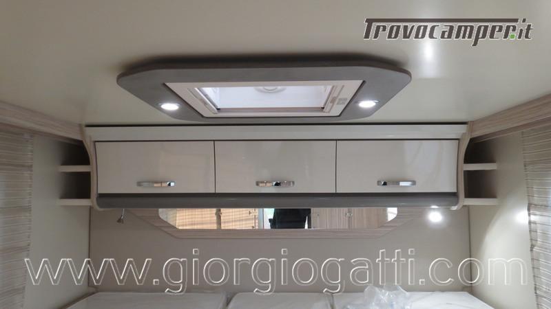 Motorhome Elnagh Magnum 530 con letti gemelli in pronta consegna nuovo  in vendita a Alessandria - Immagine 19
