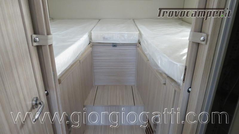 Motorhome Elnagh Magnum 530 con letti gemelli in pronta consegna nuovo  in vendita a Alessandria - Immagine 4