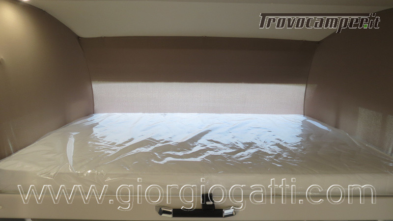 Motorhome Elnagh Magnum 530 con letti gemelli in pronta consegna nuovo  in vendita a Alessandria - Immagine 13