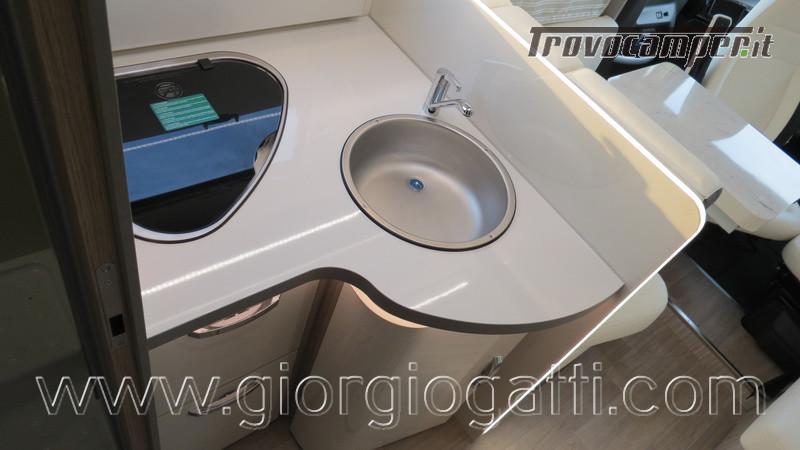 Motorhome Elnagh Magnum 530 con letti gemelli in pronta consegna nuovo  in vendita a Alessandria - Immagine 6