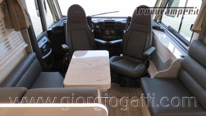 Motorhome Elnagh Magnum 530 con letti gemelli in pronta consegna nuovo  in vendita a Alessandria - Immagine 11