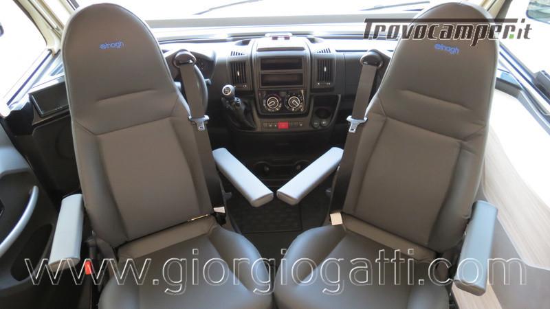 Motorhome Elnagh Magnum 530 con letti gemelli in pronta consegna nuovo  in vendita a Alessandria - Immagine 15