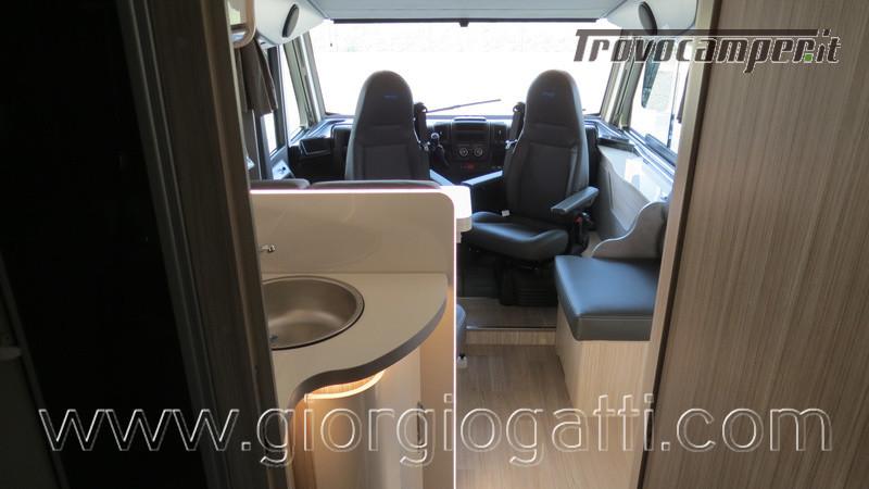 Motorhome Elnagh Magnum 530 con letti gemelli in pronta consegna nuovo  in vendita a Alessandria - Immagine 3
