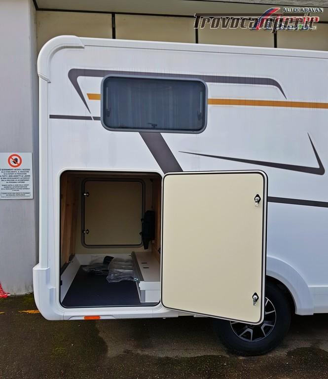 MOTORHOME EURA MOBIL INTEGRA LINE 695 EB 4 POSTI GARAGE nuovo  in vendita a Modena - Immagine 5