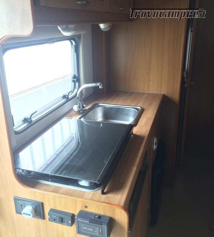 Noleggio Camper Mansardato Big Marlin 64 tariffa 65 Euro/ giorno usato  in vendita a Mantova - Immagine 13
