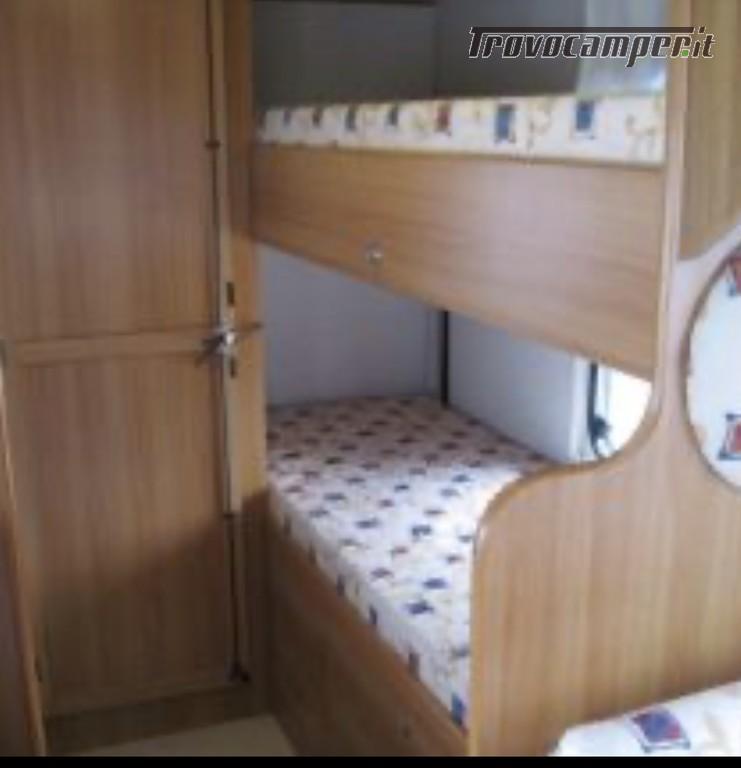 Noleggio Camper Mansardato Big Marlin 64 tariffa 65 Euro/ giorno usato  in vendita a Mantova - Immagine 8