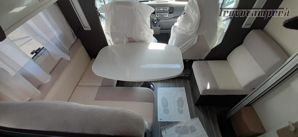 SEMINTEGRALE COMPATTO CON GARAGE ROLLER TEAM KRONOS 294 TL nuovo  in vendita a Macerata - Immagine 4