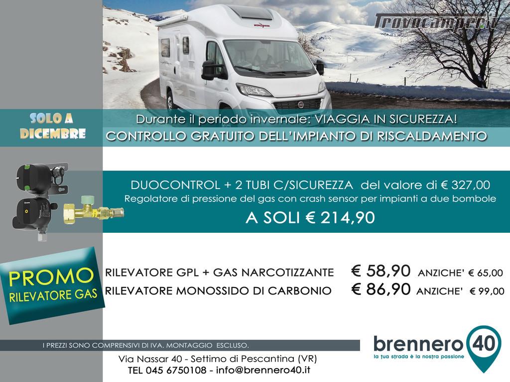 RILEVATORI FUGHE GAS: VIAGGIA IN SICUREZZA nuovo  in vendita a Verona - Immagine 1