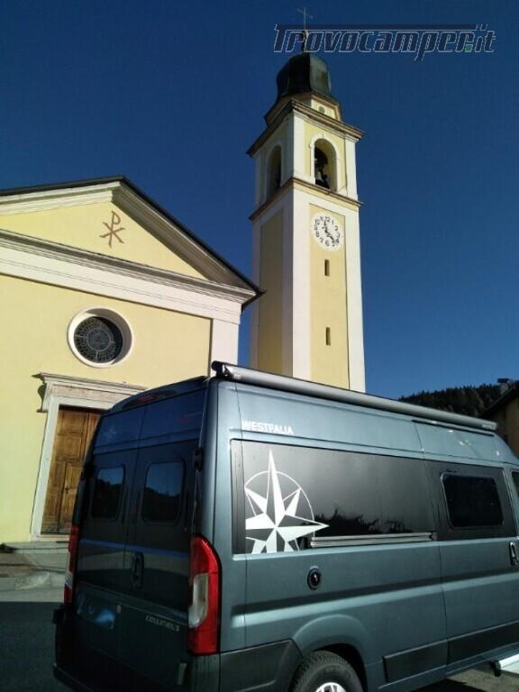 Camper puro WESTFALIA COLUMBUS 601D nuovo  in vendita a Trento - Immagine 2