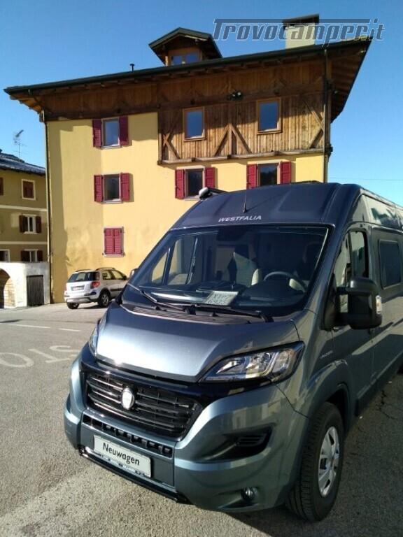 Camper puro WESTFALIA COLUMBUS 601D nuovo  in vendita a Trento - Immagine 10