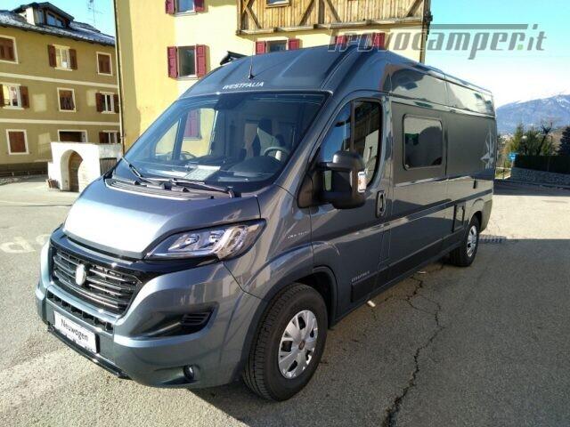 Camper puro WESTFALIA COLUMBUS 601D nuovo  in vendita a Trento - Immagine 8
