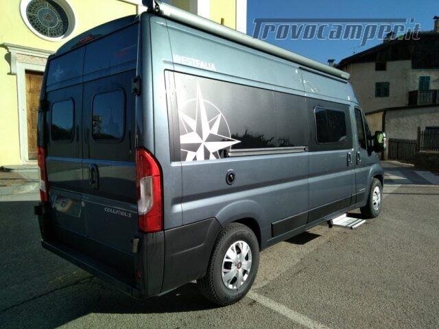 Camper puro WESTFALIA COLUMBUS 601D nuovo  in vendita a Trento - Immagine 3