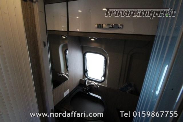 Camper puro possl roadcamp r citroen e fiat usato  in vendita a Biella - Immagine 24