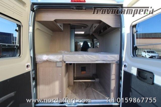Camper puro possl roadcamp r citroen e fiat usato  in vendita a Biella - Immagine 5