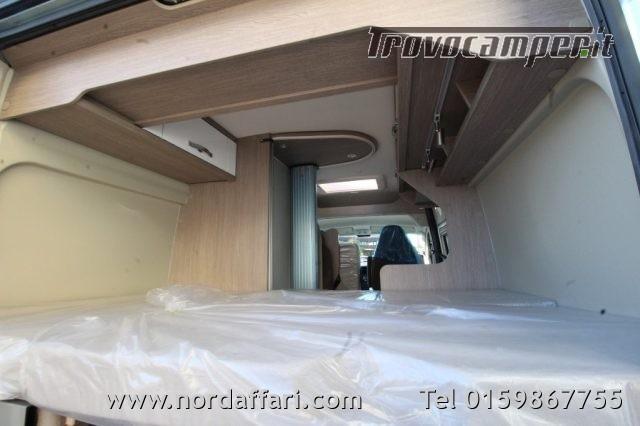 Camper puro possl roadcamp r citroen e fiat usato  in vendita a Biella - Immagine 7