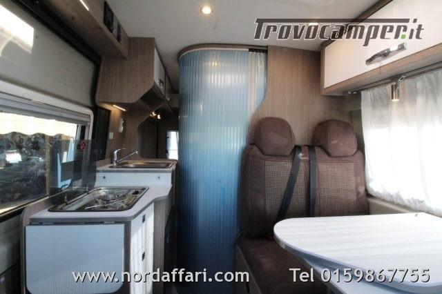 Camper puro possl roadcamp r citroen e fiat usato  in vendita a Biella - Immagine 20