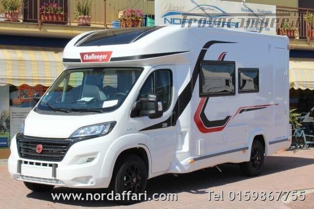 Semintegrale challenger 250 fiat 140cv usato  in vendita a Biella - Immagine 1